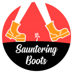 Sauntering Boots Logo
