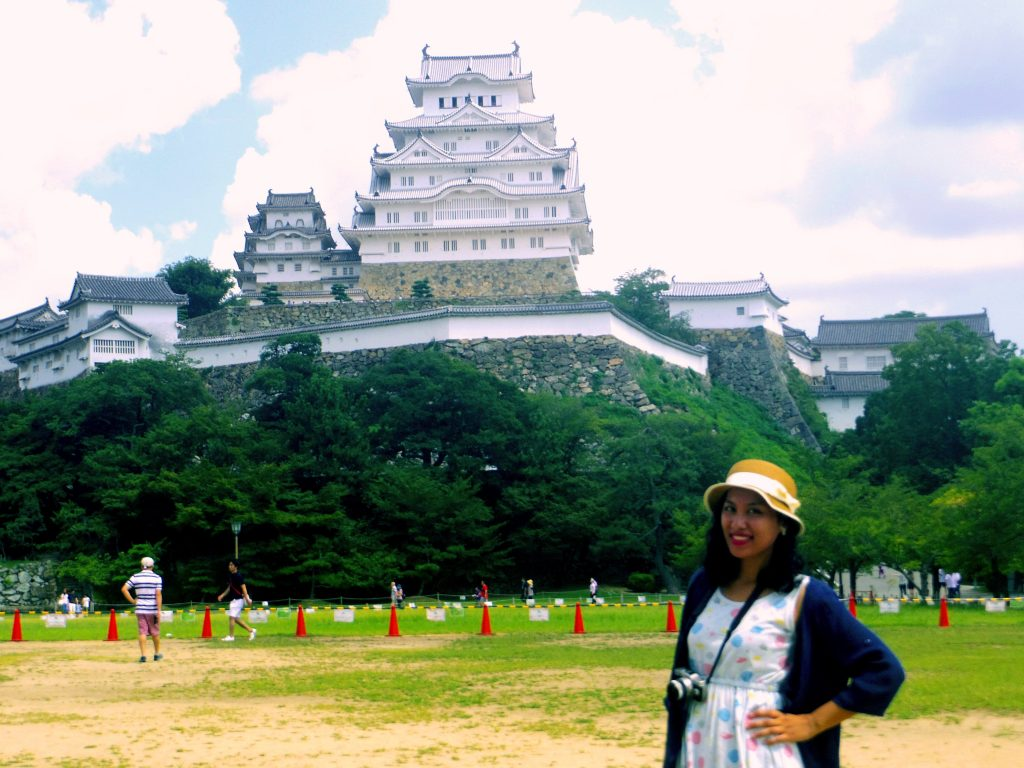 Visiting Himeji Castle After Moving to Japan from the Philippines