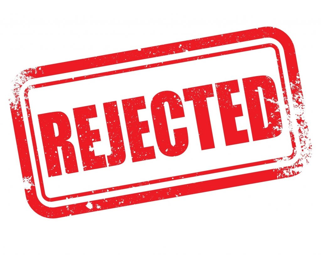 Going to Japan Gets Rejected