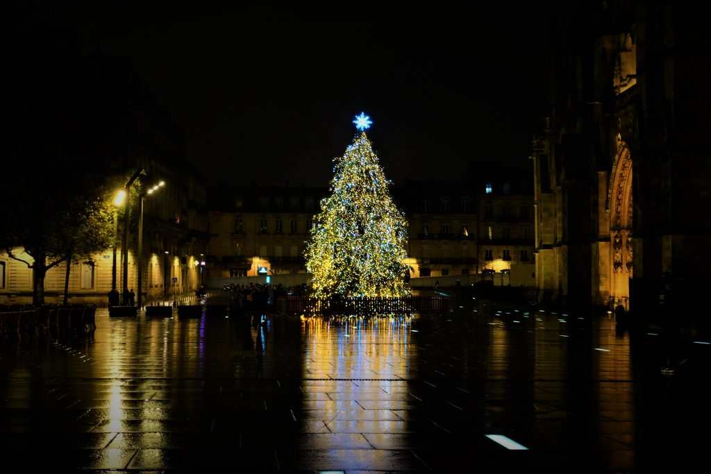 Christmas in Bordeaux, France