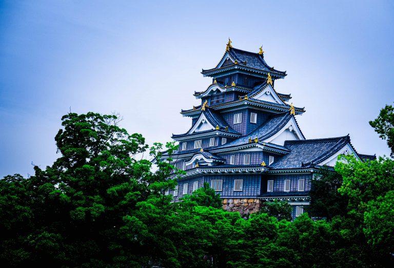 Okayama Castle aka Crow Castle
